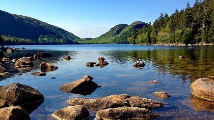 Sommerlicher See