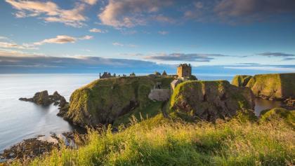 Aberdeenshire weist eine Vielzahl von Burgen auf, die nur darauf warten, erkundet zu werden.