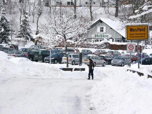 Parkplatz Skihütte Westfeld