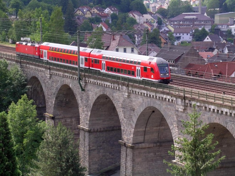 Hornberg - Schwarzwaldbahn-Tour