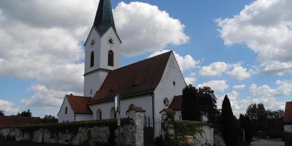 St. Stephan in Oberleierndorf
