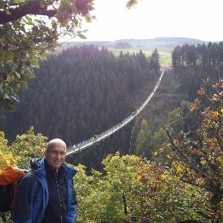 Etappe 20: Geierlay