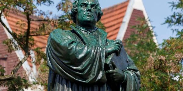 Lutherdenkmal - Eisenach