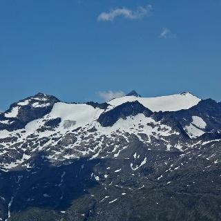 Keeskogel, 2.886 m