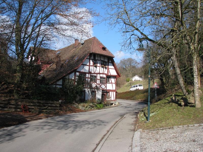 Wangener  Bänkleweg 1 Ost