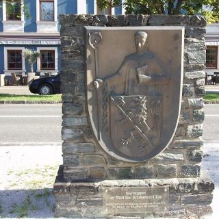 Bad St. Leonhard- Stadtwappen