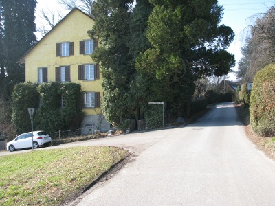 Haus des Dichters Backmeister