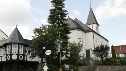 Kirche in Oberschledorn