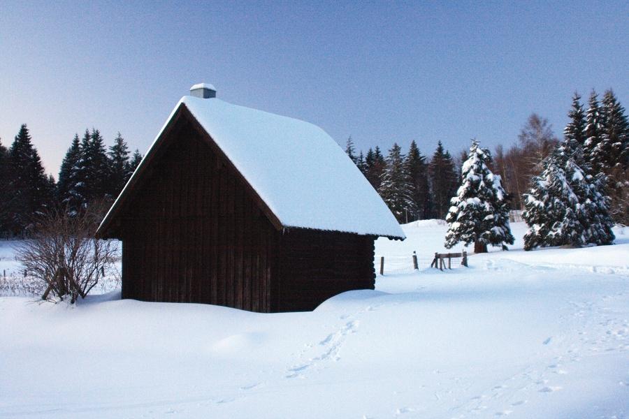 Winterwanderweg Haus Peduzzi bis Breitenbrunnen