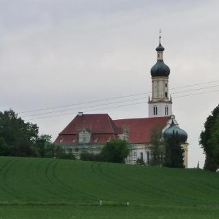 Biberbach, Wallfahrtskirche