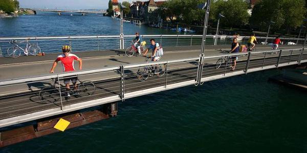 Radlerbrücke Konstanz
