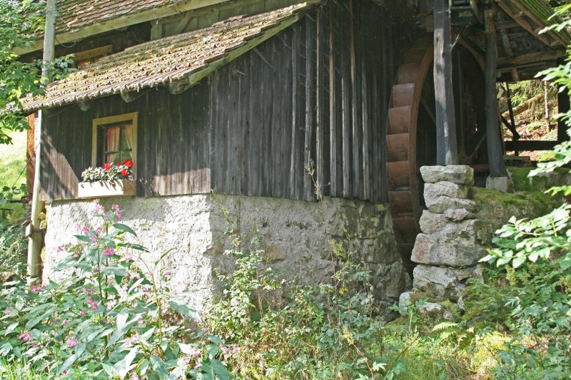 Mühle vom Untersteighof