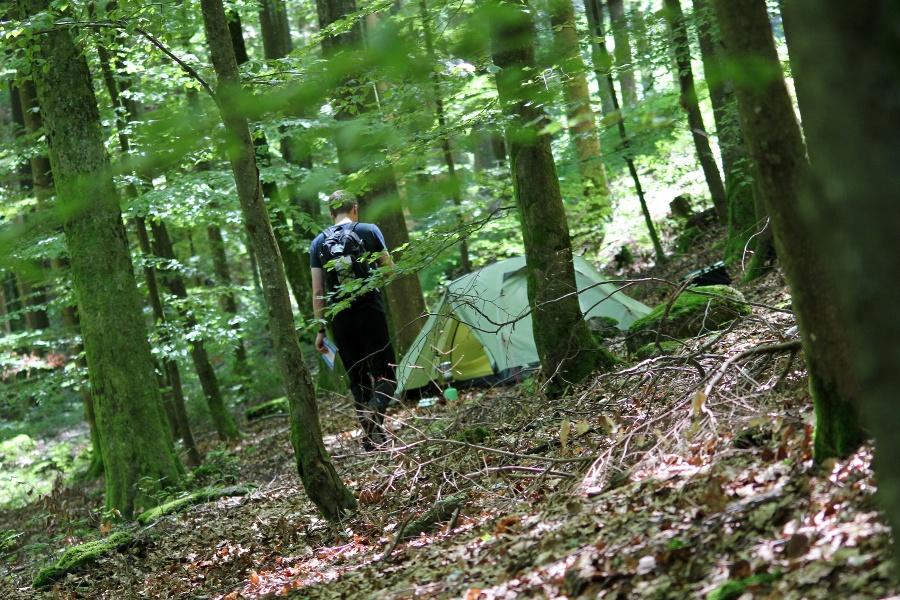 Trekking-Camp Grimbach