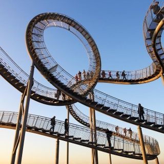 Tiger & Turtle Magic Mountain