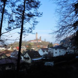 Burg in Kirkel