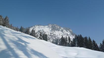 Blick auf den Hirschberg