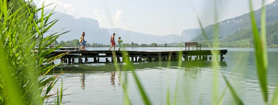 Sommer in Südtirols Süden