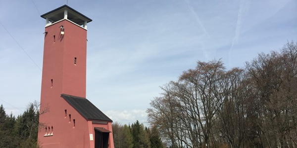 Raichbergturm auf dem Raichberg in Albstadt-Onstmettingen