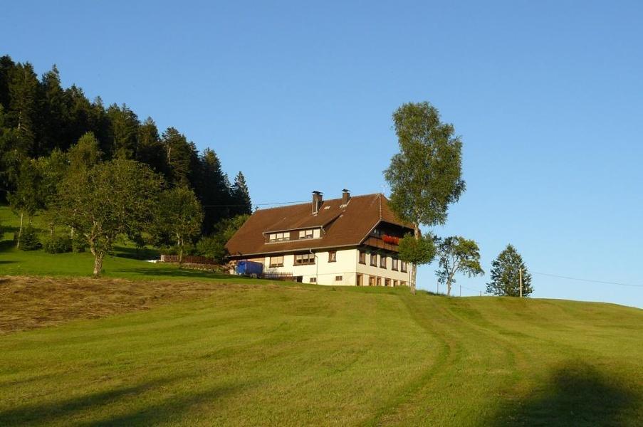Oberwolfach - Sagenhafter Schwarzenbruch