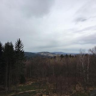 Aussicht vom Hochstein (26.02.17)