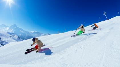 Skigebiet La Plagne