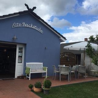 Die Vila Radus von außen