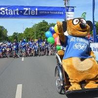 Perfekt für die ganze Familie: Die Schlingel-Tour beim LVZ-Fahrradfest