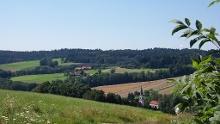 Routenempfehlung Reiten Route 12/14 Von Simbach am Inn über Bad Birnbach nach Aidenbach und im weiteren Verlauf Anschluss an Route1