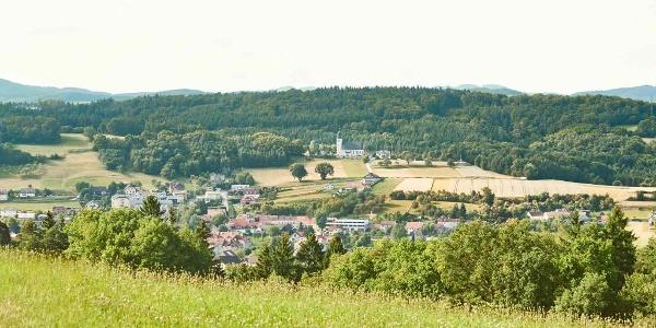 Panorama Leiben
