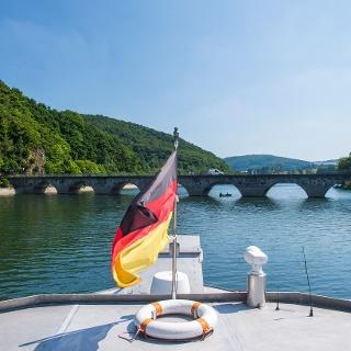 Seerundfahrt und Fährschiffwandern