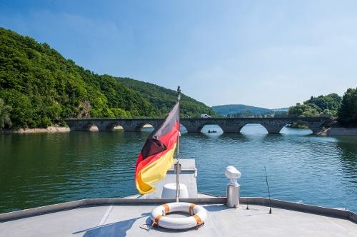 Fährschiff-Wanderweg Diemelsee - Der familienfreundliche Wanderweg