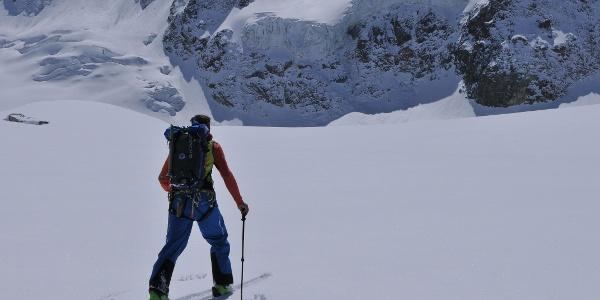 Unter dem Mont Blanc de Cheilon
