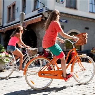 Radfahren in Hallein