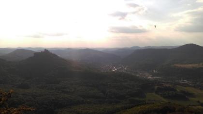 Ausblick vom Hohenberg