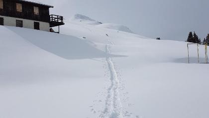 Foto von Schneeschuh: Sedrun - Tgom  Gipfeltour • Graubünden (01.03.2017 14:58:31 #1)