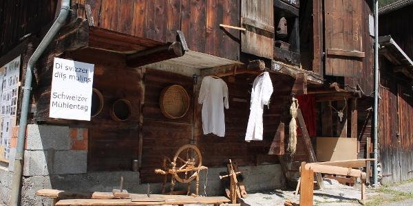 Ausstellung am Mühlentag