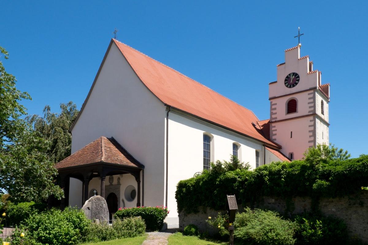 Kath. Pfarrkirche St. Johann in Horn
