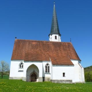 Wallfahrtskirche St. Leonhard in Gambach