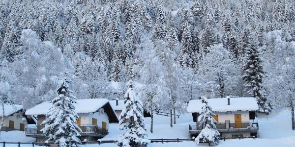 Camping Valmalene inverno