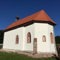 St. Georgs Kapelle auf dem Rossberg (in Endphase Restaurierung)