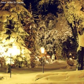 Winter in Sayda