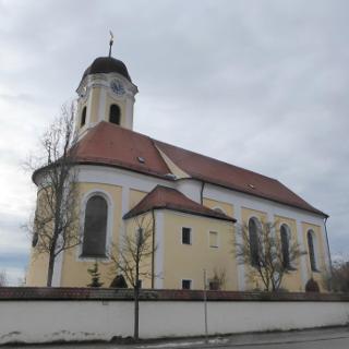 Mariä Heimsuchung in Hohenschambach