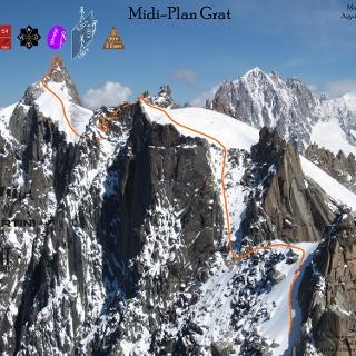 Midi-Plan Grat Topo - Übersichtsfoto