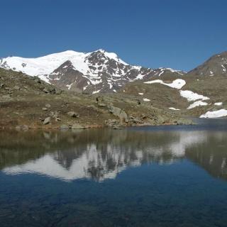Die Seen des Cevedale