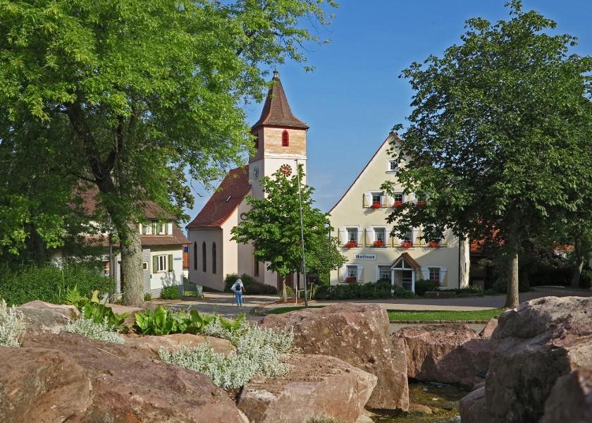 Rund ums Holzbachtal