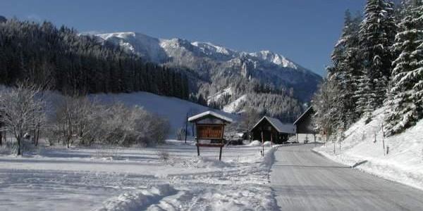 Winter in Mürzsteg
