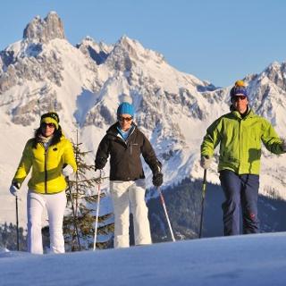 Winterwandern Filzmoos