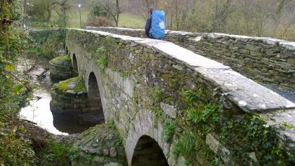 Abreise Richtung Santiago de Compostela
