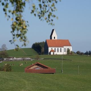 Kirche St. Anna auf dem Seeger Kapellenweg