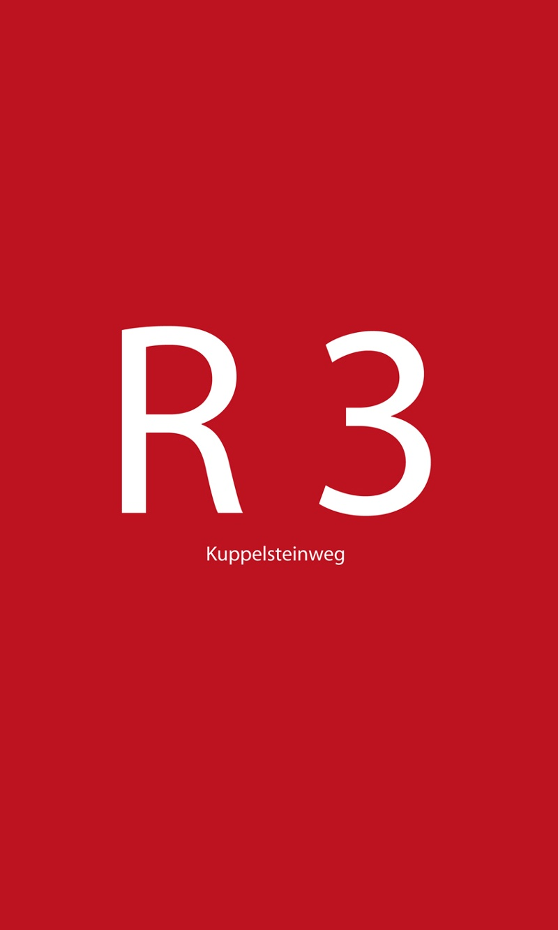 Rundweg 3 - Kuppelsteinweg - MediClin Rehazentrum